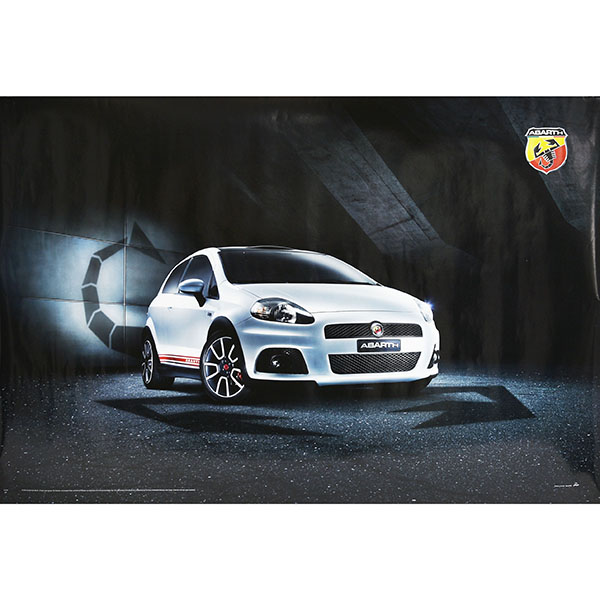 ABARTH Grande Punto Poster Type A