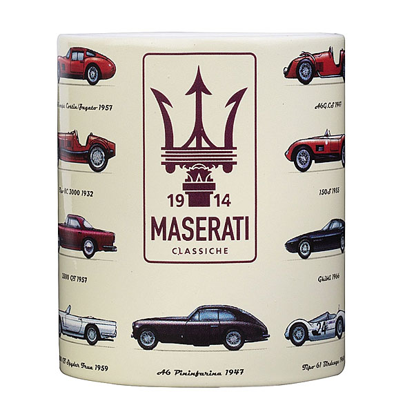 MASERATI Mag Cup-CLASSICHE All Over-