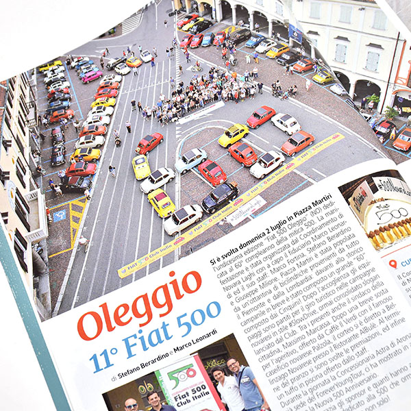FIAT 500 CLUB ITALIA Magazine No.2 2018