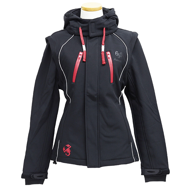 ABARTH 695 bipost Softshell Jacket(for Women)