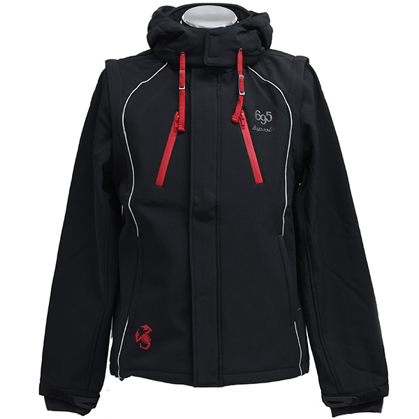 ABARTH 695 bipost Softshell Jacket