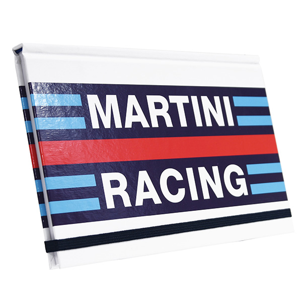 MARTINI RACING Official Note Book