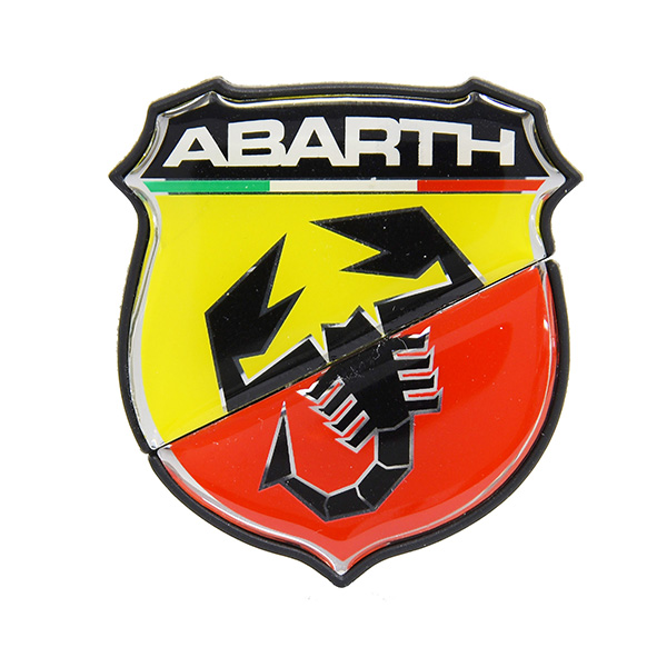 ABARTH Emblem Shaped USB Memori/16GB