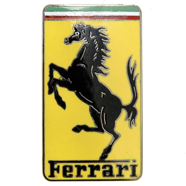 Ferrari Emblem (Early Years)