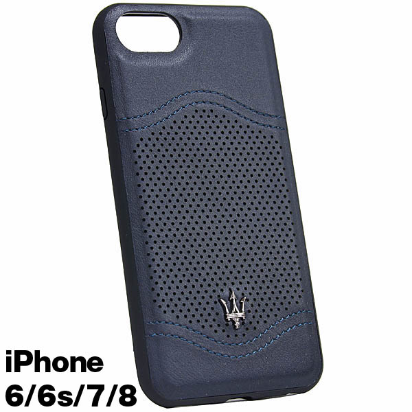 MASERATI iPhone 6/6s/7/8 Case-GRANLUSSO/Blue-