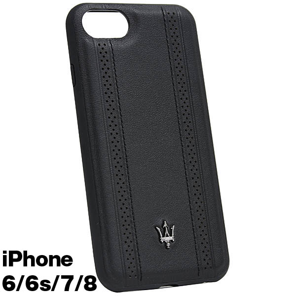 MASERATI iPhone 7/8 Case-GRANLUSSO/Black-