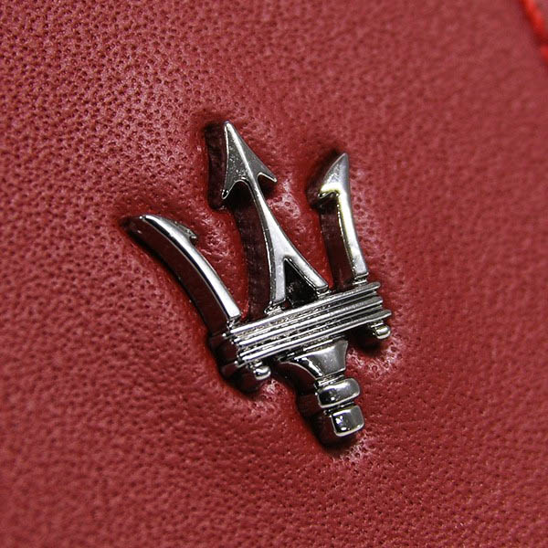 MASERATI iPhone 6/6s/7/8 Book Shaped Case-GRANLUSSO/Red-