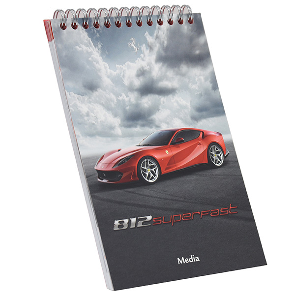 Ferrari 812 Superfast Media Book