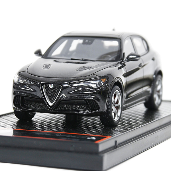 1/43 Alfa Romeo Stelvio QUADRIFOGLIO Miniature Model by BBR