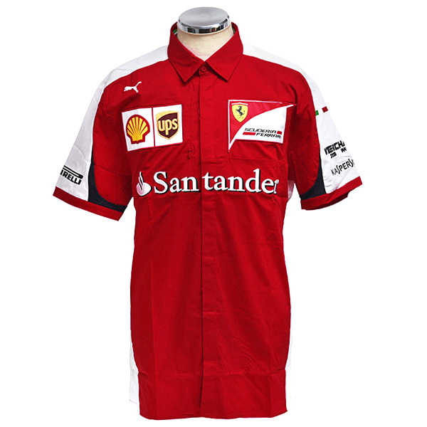Scuderia Ferrari 2015 Engineer Shirts