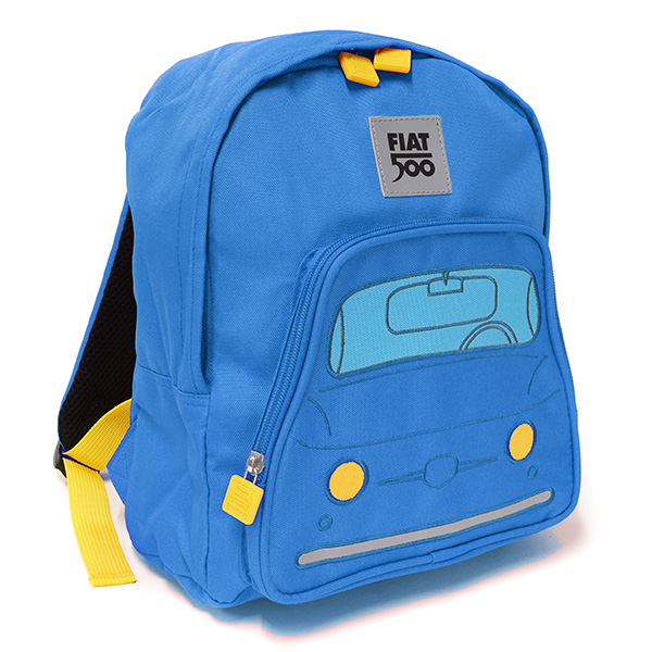 FIAT Back Pack fo Kids(Blue)