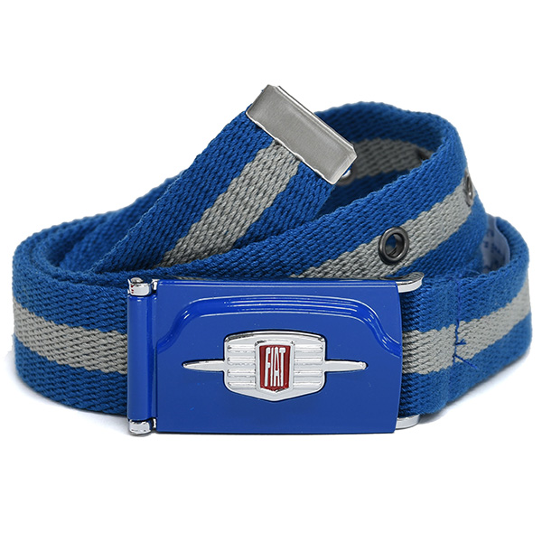 FIAT Nuova500 Grill Shaped Belt(Blue)