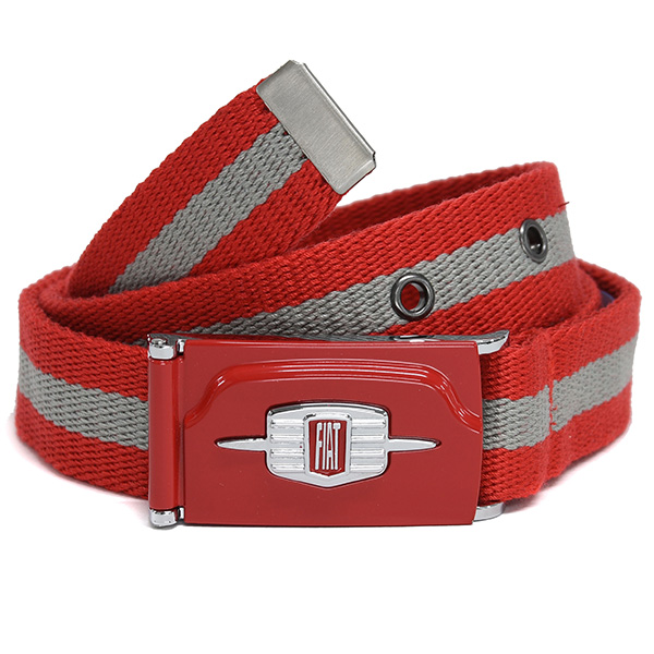 FIAT Nuova500 Grill Shaped Belt(Red)