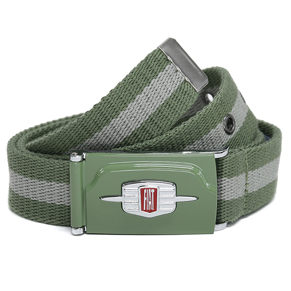 FIAT Nuova500 Grill Shaped Belt(Green)