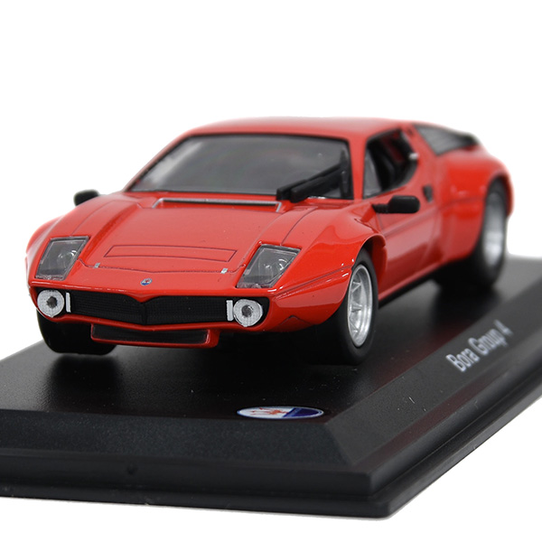 1/43 MASERATI Bora Gr.4/1974 Miniature Model