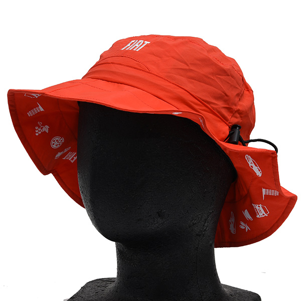 FIAT Picnic Hat (Red)