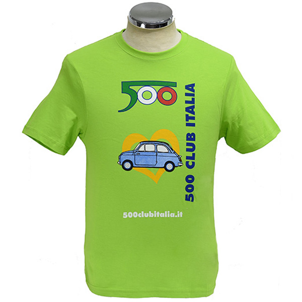 FIAT 500 CLUB ITALIA 35th Meeting T-Shirts