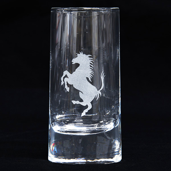 Ferrari Cavallino Oval Shaped Liquore Glass