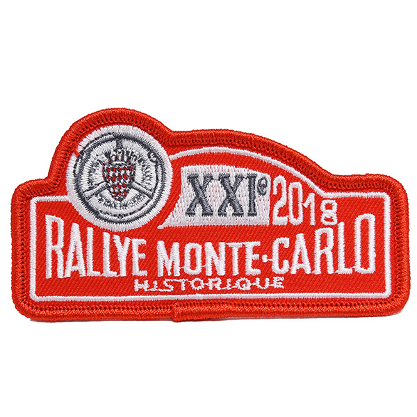 Rally Monte Carlo Historique 2018 Official Patch