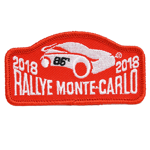 Rally Monte Carlo 2018 Official Patch