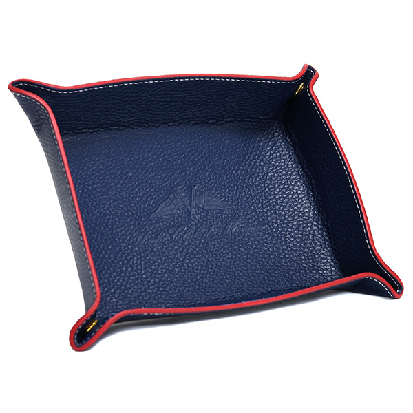 Yacht Club de Monaco Official Leather Tray