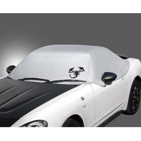 ABARTH 124 spider Half Body Cover<br><font size=-1 color=red>04/04到着</font>