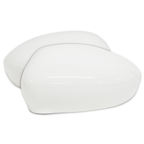 FIAT/ABARTH 500/595 Wing Mirror Cover Set(White)