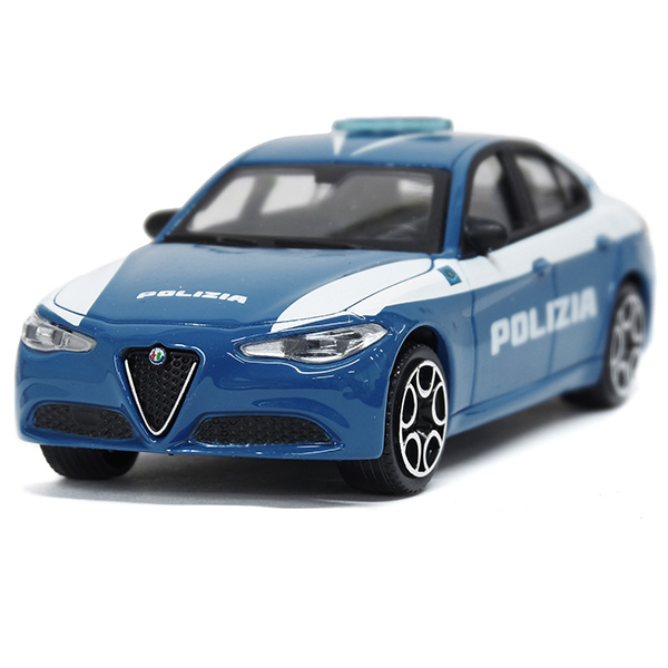 1/43 Alfa Romeo POLIZIA MINIATURE MODEL