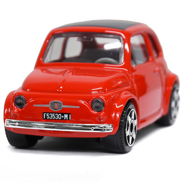 1/43 FIAT Nuova 500 Miniature Model(Red)