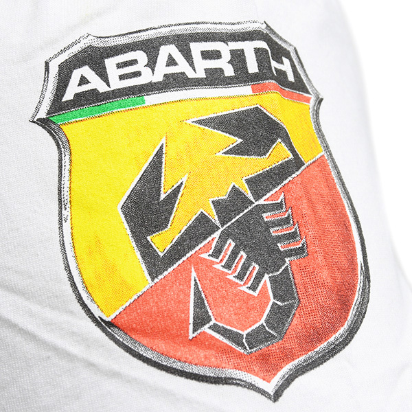 ABARTH DAY 2016 T-Shirts(for Women/White)