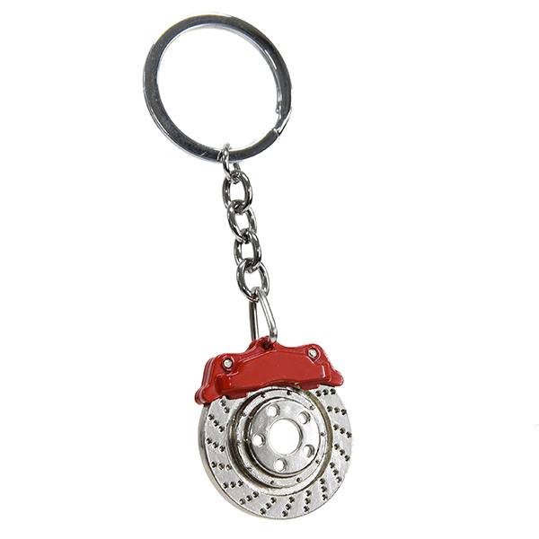 Disc Brake Shaped Keyring