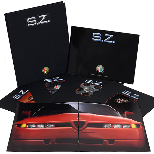 Alfa Romeo S.Z.(ES30) Catalogue