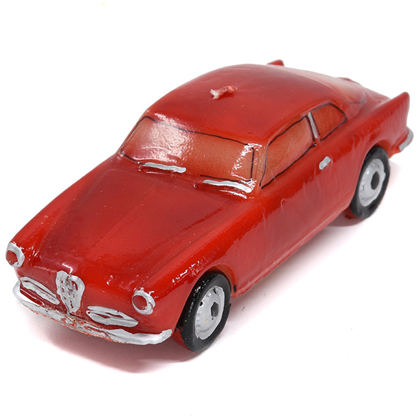 Registro Italiano Alfa Romeo Giulietta 60anni Memorial Candle(Red)