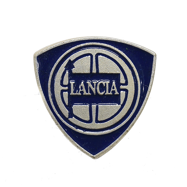 LANCIA Emblem Shaped Pin Badge