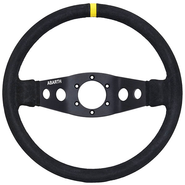 Miki Biasion Steering Wheel-Deep/ABARTH-