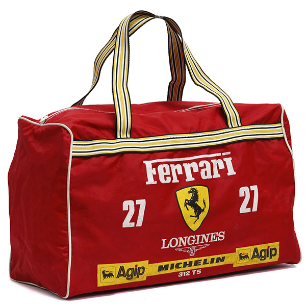 Scuderia Ferrari 1980 Team Staff Bag