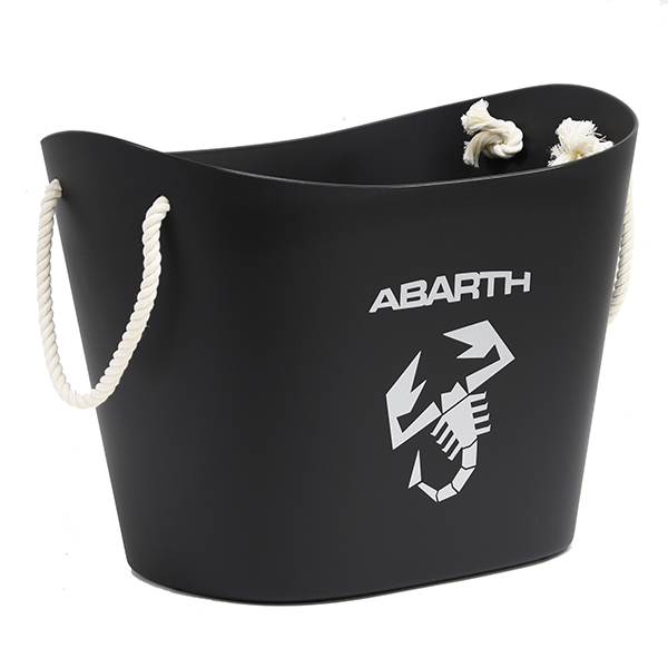 ABARTH 純正バスケット<br><font size=-1 color=red>02/17到着</font>