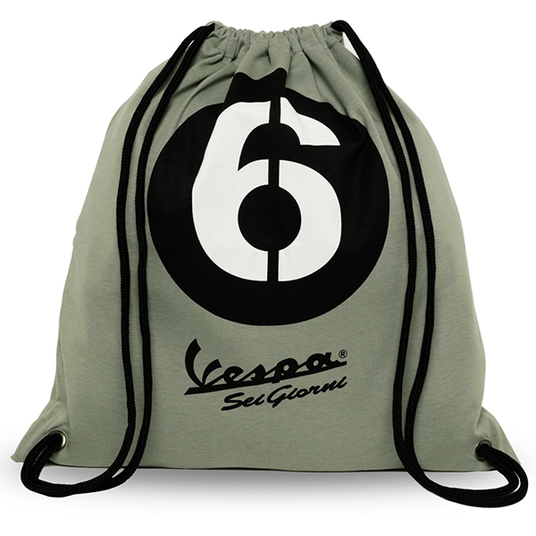 Vespa Official Back Pack-6 GIORNI-