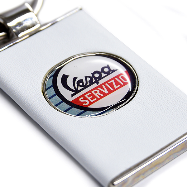 Vespa Official Metal Kering(White)