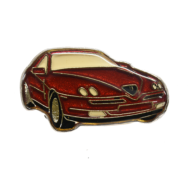 Alfa Romeo GTV Pin Badge(Red)