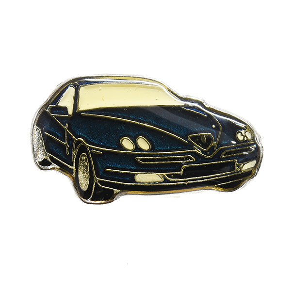 Alfa Romeo GTV Pin Badge(Blue)