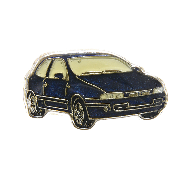 FIAT Bravo Pin Badge(Blue)