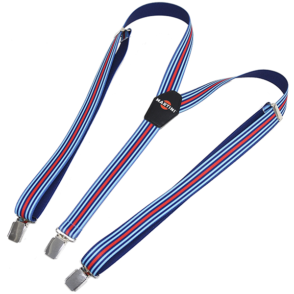 MARTINI RACING Official Suspenders