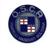 O.S.C.A. Emblem Sticker(Small)