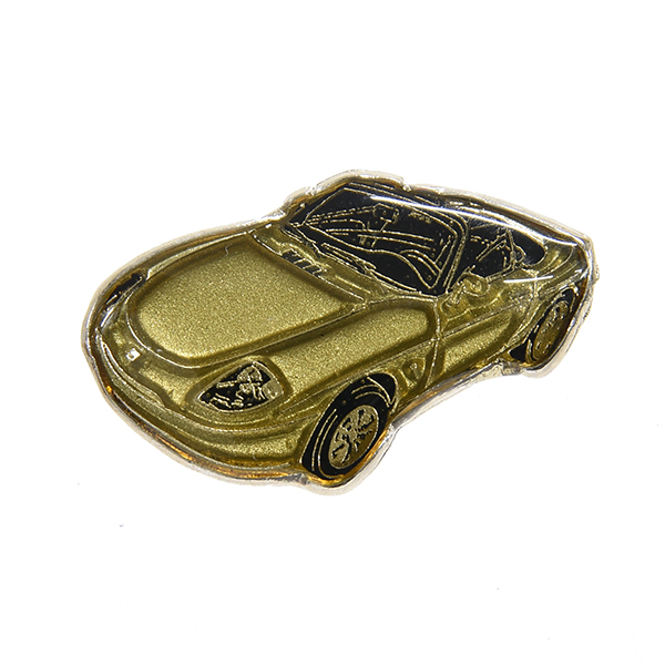 FIAT barchetta Pin Badge(Gold)