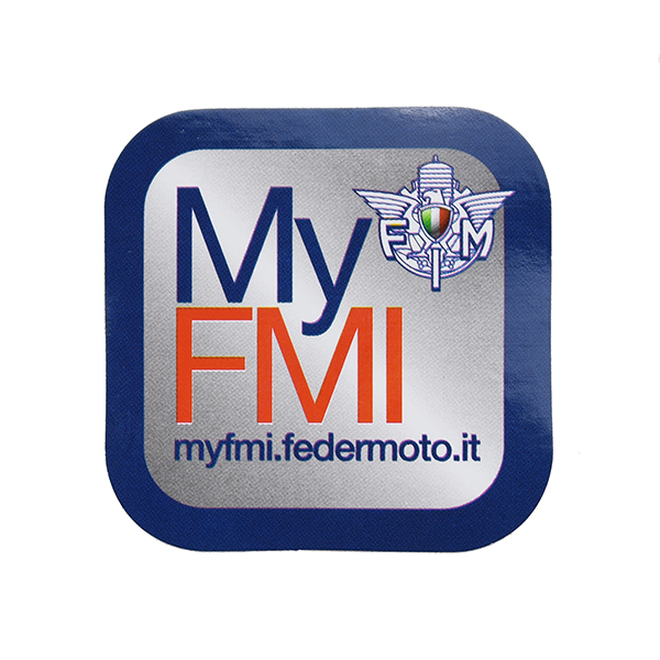 My FMI Sticker