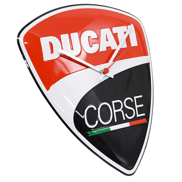 DUCATI Wall Clock-DC Power-