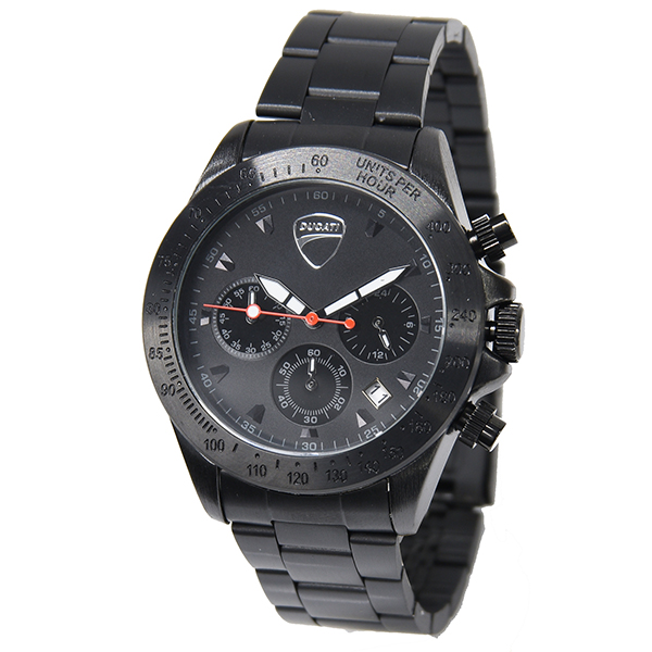 DUCATI Wrist Watch-Road Master-