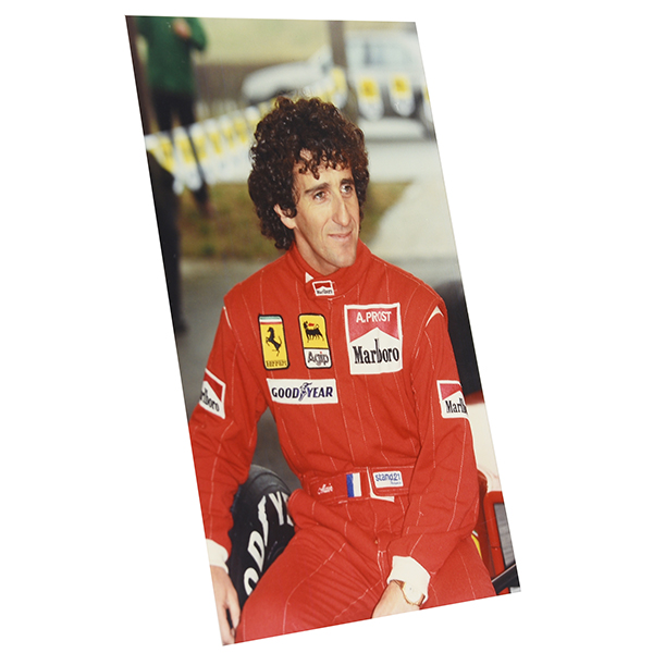Scuderia Ferrari 1990 Official Press Photo(Prost)