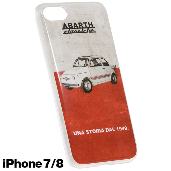 Abarth iphone 7/8 Case(595)